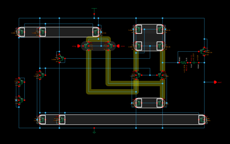 More Current Mirrors in Analog Layout